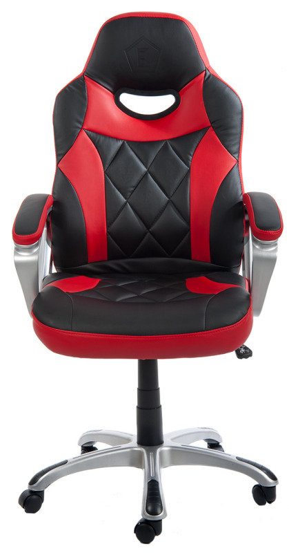 Great Mercury Gaming Chair Red And Black